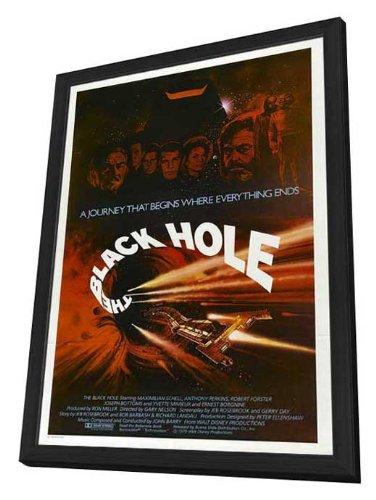 The Black Hole Framed Movie Poster