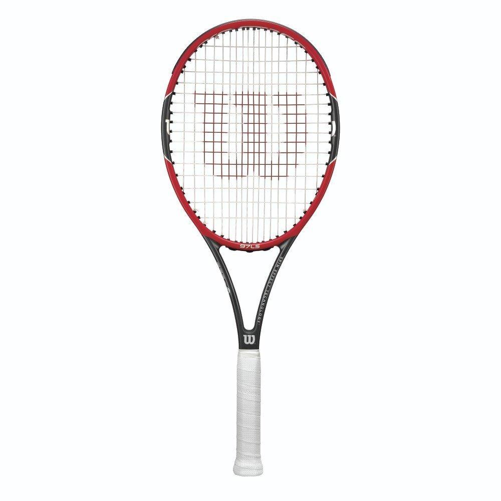 Wilson Pro Staff 97 LS LITE Tennis Racquet,Grip 4 1/2-Inch
