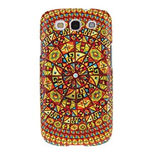 Dome Graphic Pattern Protective Hard Back Cover Case for Samsung Galaxy S3 I9300