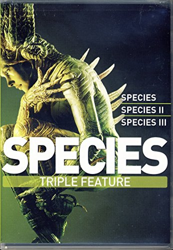 Species Triple Feature (Species / Species II / Species III)