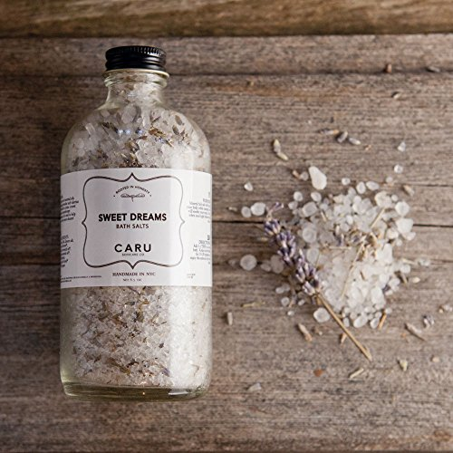 Caru Skincare Organic Bath Salts Sweet Dreams Buy