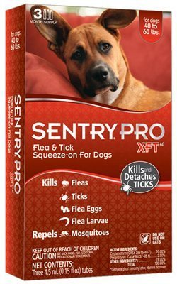 ProXFT 60LB Flea/Tick by Sergeants Pet Care Prod