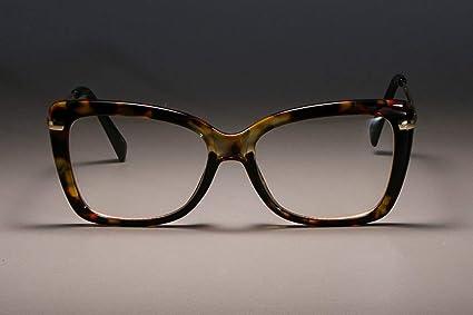 23e2ef47db Ladies Square Glasses Frames for Women Metal Legs Designer Optical  Eyeglasses Fashion Eyewear Computer Glasses Gafas