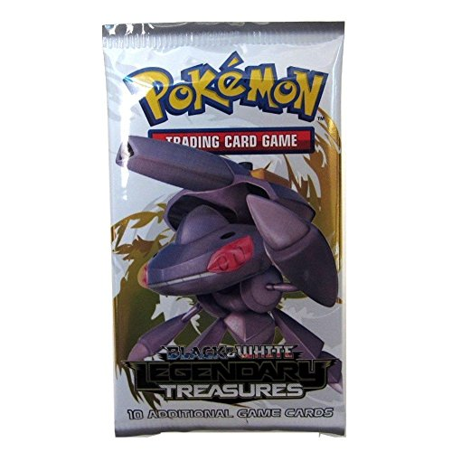 Pokemon - Legendary Treasures - Booster Pack