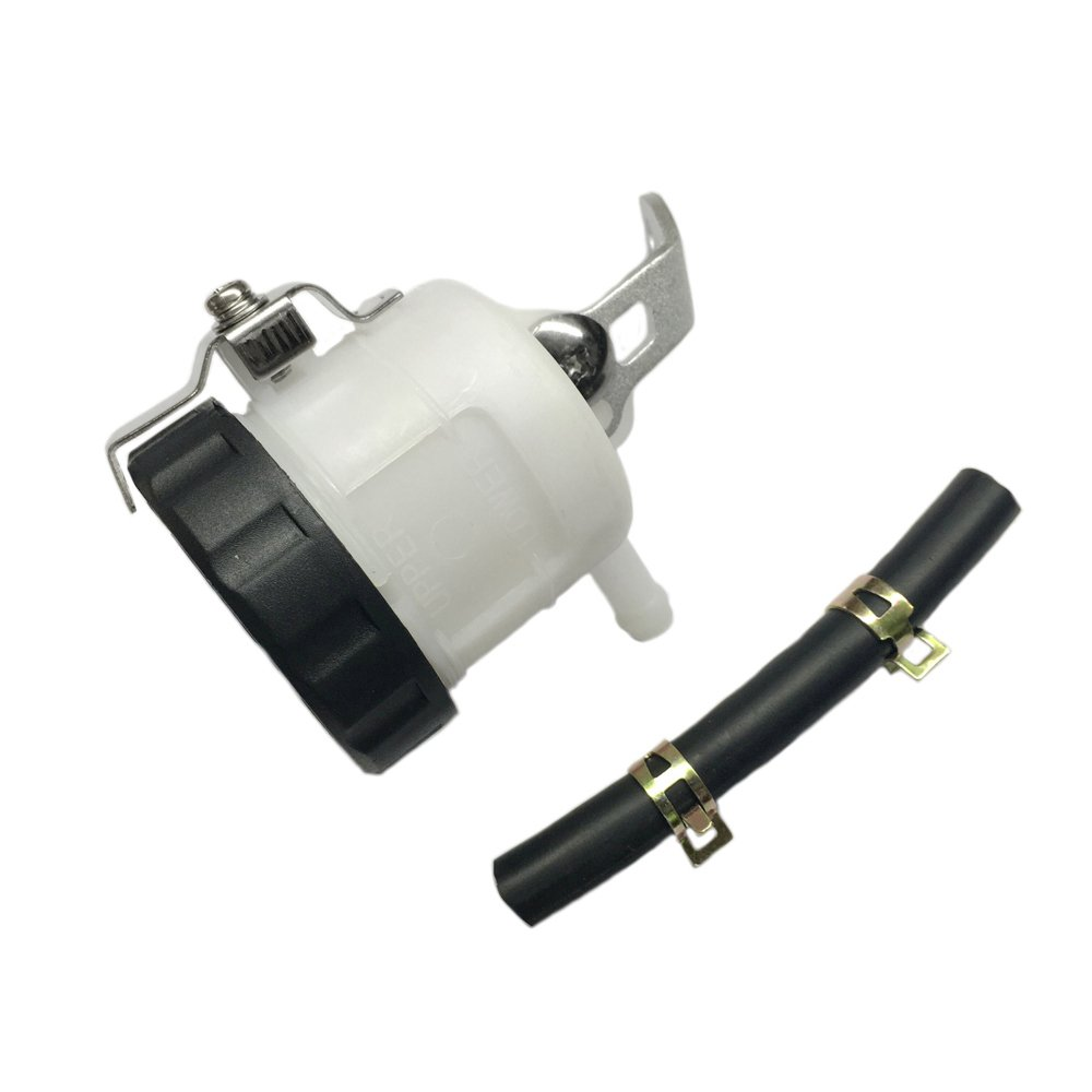 Lefossi Motorcycle Front Brake Master Cylinder Brake Pump Tank Oil Cup Fluid Bottle Reservoir w//Bracket For Suzuki GSXR 600 GSXR 750 GSXR 1000 2006 2007 2008 2009 2010 up