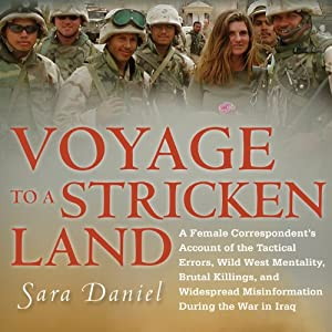 Voyage to a Stricken Land Audiobook