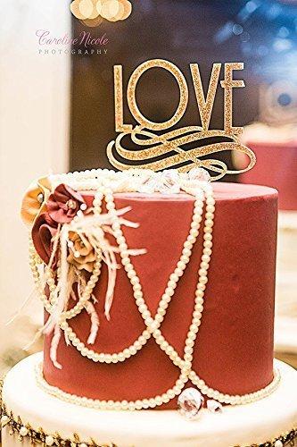 Cake Topper Vintage