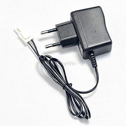 9.6V Battery Pack Rechargeable charger Ni-CD Ni-MH AC110-240V Tamiya US Plug