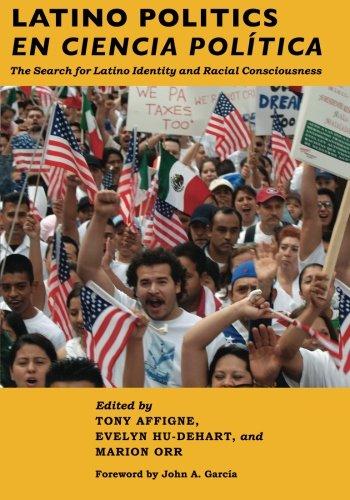 Latino Politics en Ciencia Política: The Search for Latino Identity and Racial Consciousness