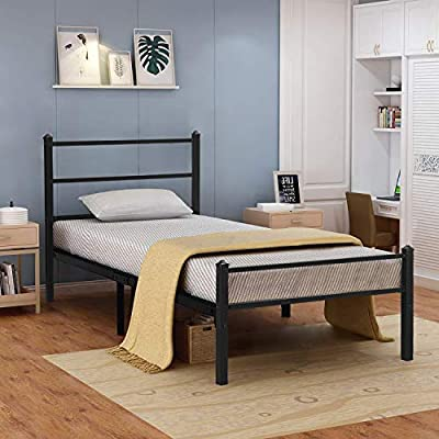 GreenForest Bed Frame Twin Size and Full Size