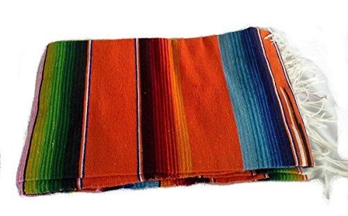 mexican-sarape-artisan-made-saltillo-blanket-x-large-orange-party-table-cloth-000203