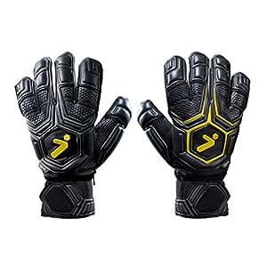 Storelli Sports Exo Shield Gladiator Pro Gloves, Black, Size 6