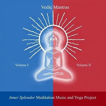 Vedic Mantras Volume 1 & 2