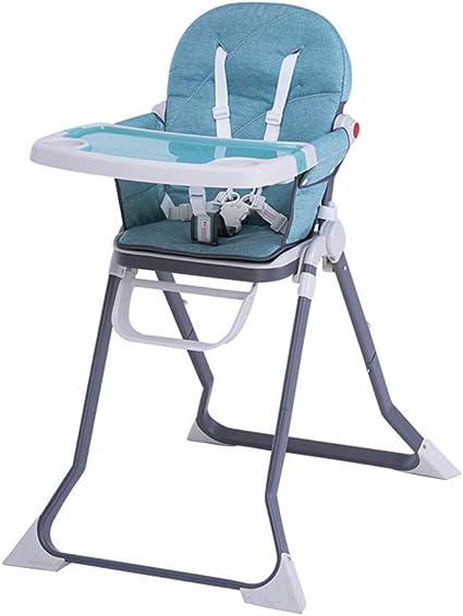 XCN9E5 niños silla de comedor portátil plegable mesa de comedor ...