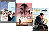 Nicholas Sparks Collection - The Notebook/ The Choice/ Dear John/ Nights in Rodanthe/ Safe Haven DVD