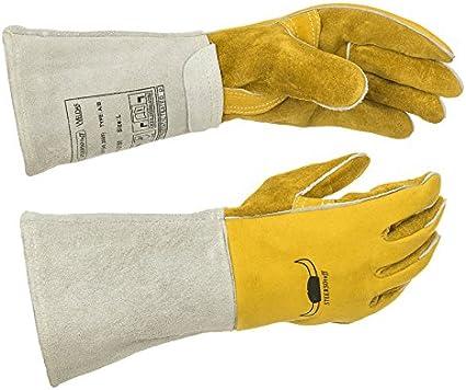Weldas steersotuff COMFOFLEX 10 – 2750, soldadura guantes, tamaño ...