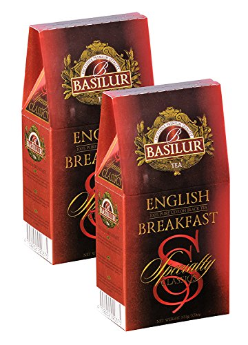 Basilur Original English Breakfast Ultra Premium