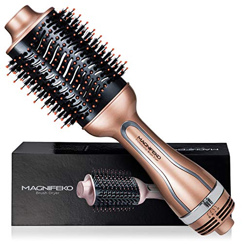 Hair Dryer Brush & Volumizer Professional Brush Hairdryer Hot Comb hair blower and styler for women and men