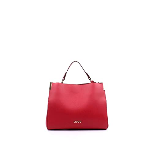 LIU JO SHOPPING BAG N19003E0087 81852 AZALEA  Amazon.it  Abbigliamento 949d733bfa2