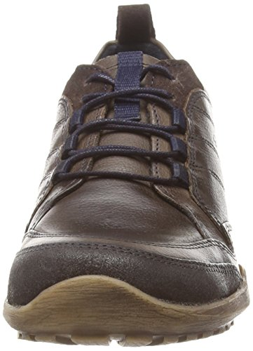 camel Mocca Marron da Donna 71 active Trail Stringate Marrone rRSO8r6qw