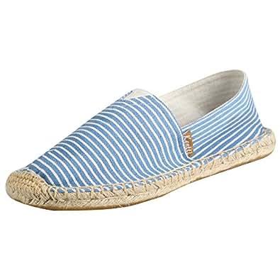 Kentti Alpargatas de Rayas Originales para Mujer: Amazon.es: Zapatos y complementos