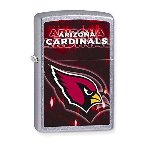 Zippo Arizona Cardinals High Polish Chrome Lighter