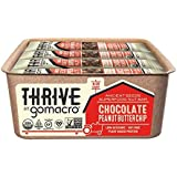 Thrive by GoMacro Ancient Seeds Superfood Nut Bar, Chocolate Peanut Butter Chip, 12 Count
