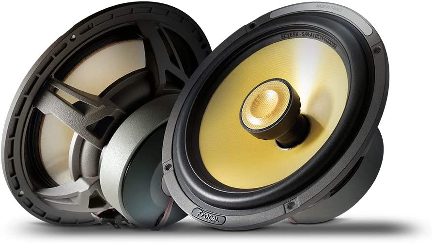Focal EC 2-Way Car Coaxial Speakers