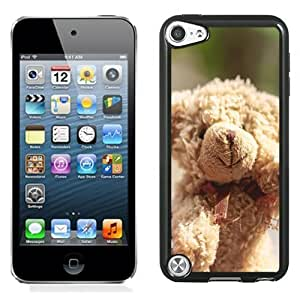 New Personalized Custom Designed For iPod Touch 5th Phone Case For Cute Teddy Doll 640x1136 Phone Case Cover