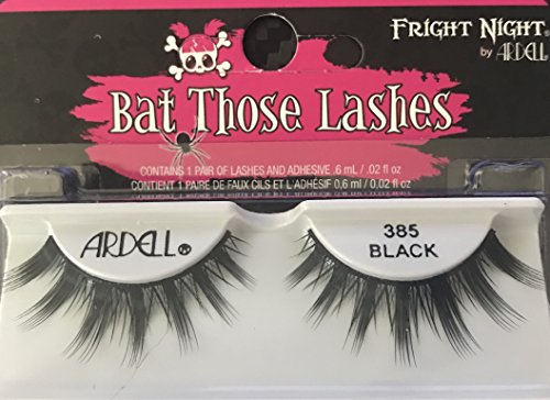 Fright Night Bat Those Lashes - Witchin' - Halloween and Costume Cosmetics