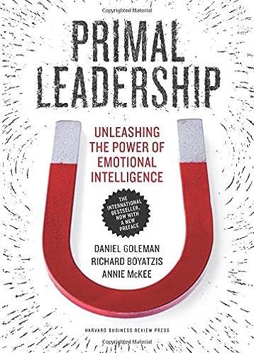 buy primal leadership unleashing the power of emotional rh amazon in Primal Leadership Book Summary Goleman Leadership Styles