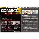Combat Max 12 Month Roach Killing Bait, Small Roach Bait Station, Child-Resistant, 18 Count