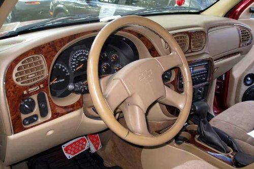 Chevrolet Chevy Trailblazer Interior Burl Wood Dash Trim