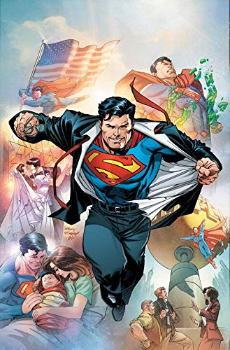 Superman: Action Comics Vol. 4: (Rebirth) (Superman: Action Comics - Rebirth)