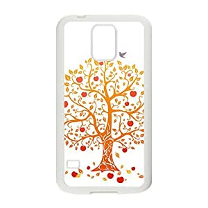 Beatiful Love Tree Hight Quality Plastic Case for Samsung Galaxy S5