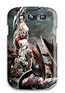Alison Marvin Feil's Shop Top Quality Rugged Video Game God Of War Case Cover For Galaxy S3