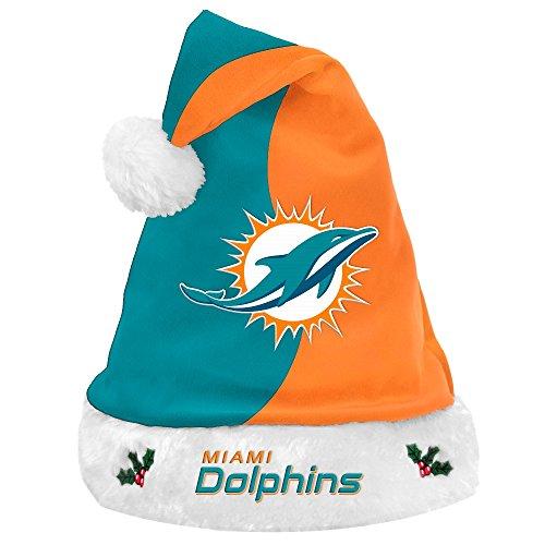 Dolphins Santa - 2