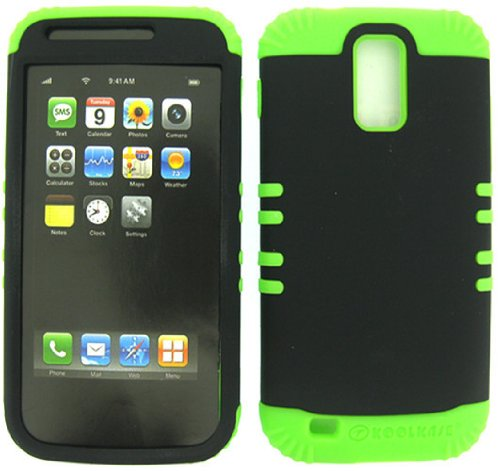 2 IN 1 Heavy Duty Hybrid Cover Case for Tmobile Hercules ...