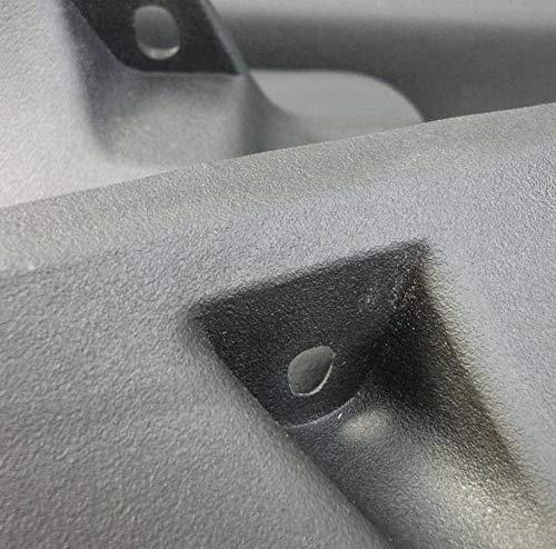 Wotefusi Car New Front Rear Mud Flaps Mudflaps Splash Guards Set Kit For Land Rover Freelander 2 2010-2016 2011 2012 2013 2014 2015
