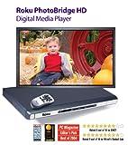 Roku PhotoBridge HD1500 HD Gallery Collection (Digital Media Player with Art Pack bundle)
