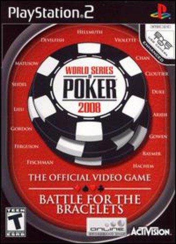 World Series of Poker 2008: Battle for the Bracelets – PlayStation 2