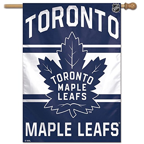 (Wincraft Toronto Maple Leafs Banner House Flag )