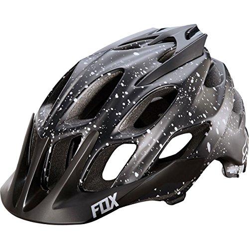 - Fox Head Flux Flight Helmet, Black, Large/X-Large