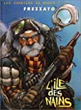 Les Gardiens du Maser, tome 2. L'île des nains