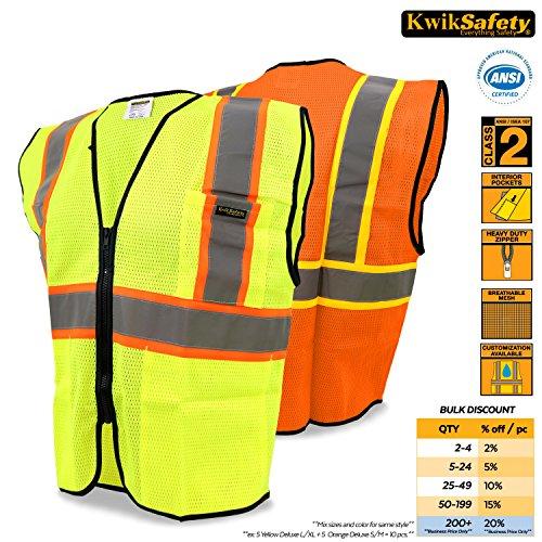 Class 1 Safety Vest - 2