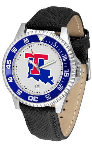 (Linkswalker Mens Louisiana Tech Bulldogs Competitor Watch)
