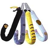 小島通商 ねこきゅう 傘のねこ手カバー 黒猫_m