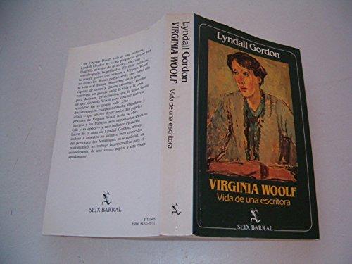 Virginia woolf, vida de una escritora