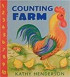 Counting Farm, Kathy Henderson, 0763604607
