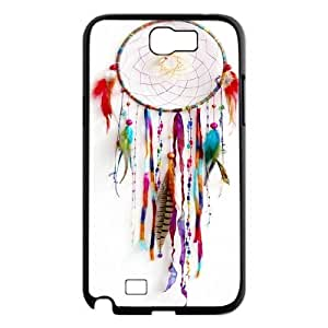 Colorful Dreamcatcher New Printed Case for Samsung Galaxy Note 2 N7100, Unique Design Colorful Dreamcatcher Case